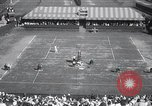 Image of Vines defeats Lott in Men's Singles Tennis Championship match Forest Hills New York USA, 1931, second 22 stock footage video 65675030764
