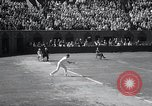 Image of Vines defeats Lott in Men's Singles Tennis Championship match Forest Hills New York USA, 1931, second 27 stock footage video 65675030764