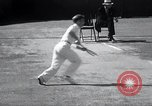 Image of Vines defeats Lott in Men's Singles Tennis Championship match Forest Hills New York USA, 1931, second 51 stock footage video 65675030764