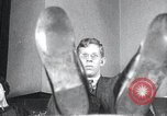 Image of Robert Wadlow Chicago Illinois USA, 1936, second 4 stock footage video 65675030774