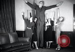Image of Robert Wadlow Chicago Illinois USA, 1936, second 15 stock footage video 65675030774