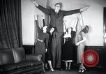 Image of Robert Wadlow Chicago Illinois USA, 1936, second 16 stock footage video 65675030774
