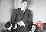 Image of Robert Wadlow Chicago Illinois USA, 1936, second 18 stock footage video 65675030774