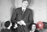 Image of Robert Wadlow Chicago Illinois USA, 1936, second 19 stock footage video 65675030774