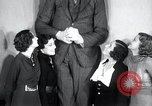 Image of Robert Wadlow Chicago Illinois USA, 1936, second 21 stock footage video 65675030774