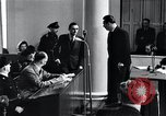 Image of Hanns Albin Rauter The Hague Netherlands, 1948, second 4 stock footage video 65675030786