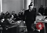 Image of Hanns Albin Rauter The Hague Netherlands, 1948, second 6 stock footage video 65675030786