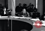 Image of Hanns Albin Rauter The Hague Netherlands, 1948, second 15 stock footage video 65675030786
