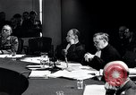 Image of Hanns Albin Rauter The Hague Netherlands, 1948, second 25 stock footage video 65675030786