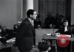 Image of Hanns Albin Rauter The Hague Netherlands, 1948, second 45 stock footage video 65675030786