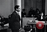 Image of Hanns Albin Rauter The Hague Netherlands, 1948, second 46 stock footage video 65675030786
