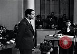 Image of Hanns Albin Rauter The Hague Netherlands, 1948, second 52 stock footage video 65675030786