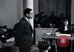 Image of Hanns Albin Rauter The Hague Netherlands, 1948, second 53 stock footage video 65675030786