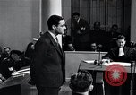 Image of Hanns Albin Rauter The Hague Netherlands, 1948, second 54 stock footage video 65675030786