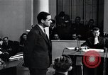 Image of Hanns Albin Rauter The Hague Netherlands, 1948, second 58 stock footage video 65675030786