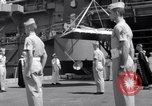 Image of USS Oriskany Subic Bay Philippines, 1966, second 37 stock footage video 65675030808