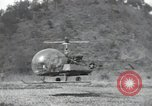 Image of US Army helicopters Korea, 1950, second 37 stock footage video 65675030811