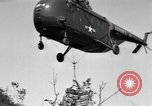 Image of US Army helicopters Korea, 1950, second 42 stock footage video 65675030811