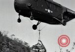 Image of US Army helicopters Korea, 1950, second 43 stock footage video 65675030811