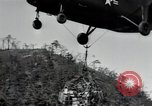 Image of US Army helicopters Korea, 1950, second 44 stock footage video 65675030811