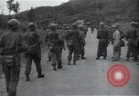 Image of US Army soldiers Korea, 1950, second 36 stock footage video 65675030817