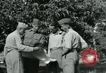 Image of General Mark W Clark Eboli Italy, 1943, second 3 stock footage video 65675030837