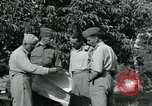 Image of General Mark W Clark Eboli Italy, 1943, second 5 stock footage video 65675030837