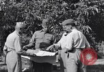 Image of General Mark W Clark Eboli Italy, 1943, second 16 stock footage video 65675030837