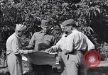 Image of General Mark W Clark Eboli Italy, 1943, second 17 stock footage video 65675030837