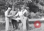 Image of General Mark W Clark Eboli Italy, 1943, second 19 stock footage video 65675030837
