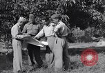 Image of General Mark W Clark Eboli Italy, 1943, second 21 stock footage video 65675030837