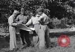 Image of General Mark W Clark Eboli Italy, 1943, second 22 stock footage video 65675030837