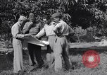Image of General Mark W Clark Eboli Italy, 1943, second 23 stock footage video 65675030837