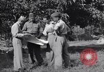 Image of General Mark W Clark Eboli Italy, 1943, second 24 stock footage video 65675030837