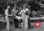 Image of General Mark W Clark Eboli Italy, 1943, second 26 stock footage video 65675030837