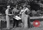 Image of General Mark W Clark Eboli Italy, 1943, second 27 stock footage video 65675030837