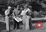 Image of General Mark W Clark Eboli Italy, 1943, second 30 stock footage video 65675030837