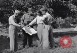 Image of General Mark W Clark Eboli Italy, 1943, second 33 stock footage video 65675030837