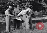 Image of General Mark W Clark Eboli Italy, 1943, second 34 stock footage video 65675030837