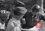 Image of General Mark W Clark Eboli Italy, 1943, second 60 stock footage video 65675030837