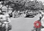 Image of Major General Henry C Pratt receiving Distinguished Service Medal San Juan Puerto Rico, 1943, second 3 stock footage video 65675030840