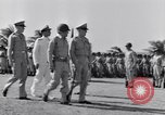 Image of Major General Henry C Pratt receiving Distinguished Service Medal San Juan Puerto Rico, 1943, second 23 stock footage video 65675030840
