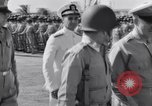 Image of Major General Henry C Pratt receiving Distinguished Service Medal San Juan Puerto Rico, 1943, second 30 stock footage video 65675030840