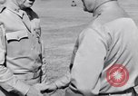 Image of Major General Henry C Pratt receiving Distinguished Service Medal San Juan Puerto Rico, 1943, second 52 stock footage video 65675030840