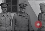 Image of Field Marshal Jan Christian Smuts Tunis Tunisia, 1944, second 9 stock footage video 65675030845