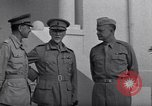 Image of Field Marshal Jan Christian Smuts Tunis Tunisia, 1944, second 13 stock footage video 65675030845