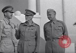 Image of Field Marshal Jan Christian Smuts Tunis Tunisia, 1944, second 19 stock footage video 65675030845