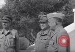 Image of Field Marshal Jan Christian Smuts Tunis Tunisia, 1944, second 21 stock footage video 65675030845