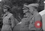 Image of Field Marshal Jan Christian Smuts Tunis Tunisia, 1944, second 23 stock footage video 65675030845