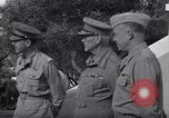 Image of Field Marshal Jan Christian Smuts Tunis Tunisia, 1944, second 25 stock footage video 65675030845